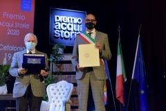 Lucchini premia Bruno Bertoldi (ritira Dalpiaz)