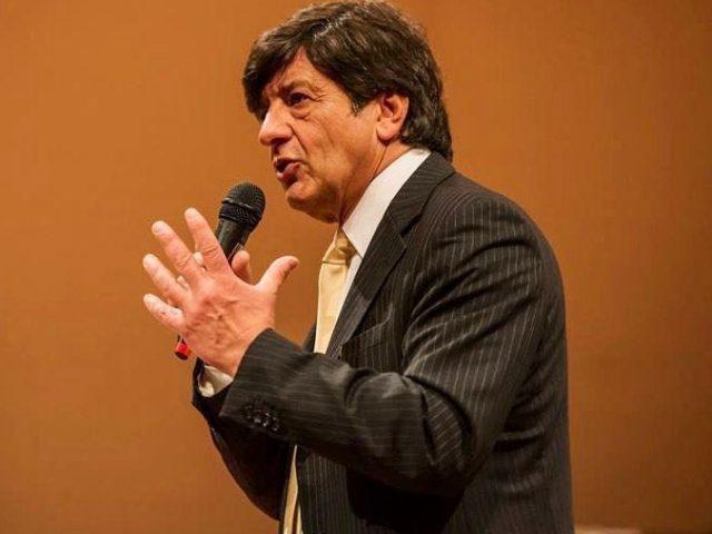 Gianni Oliva, presidente della sezione storico-scientifica