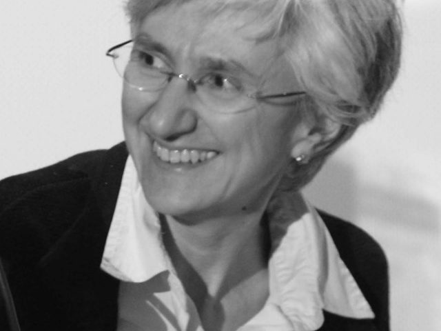 Marta Margotti, membro della sezione storico-scientifica