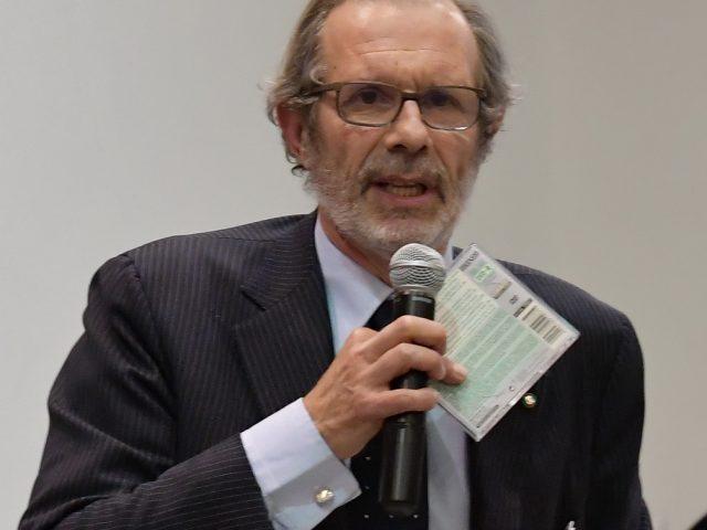 Michele D'Andrea, membro della sezione divulgativa