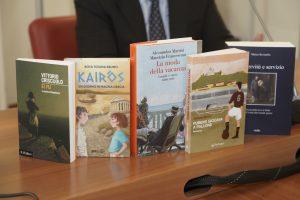 Conferenza stampa 2021 libri